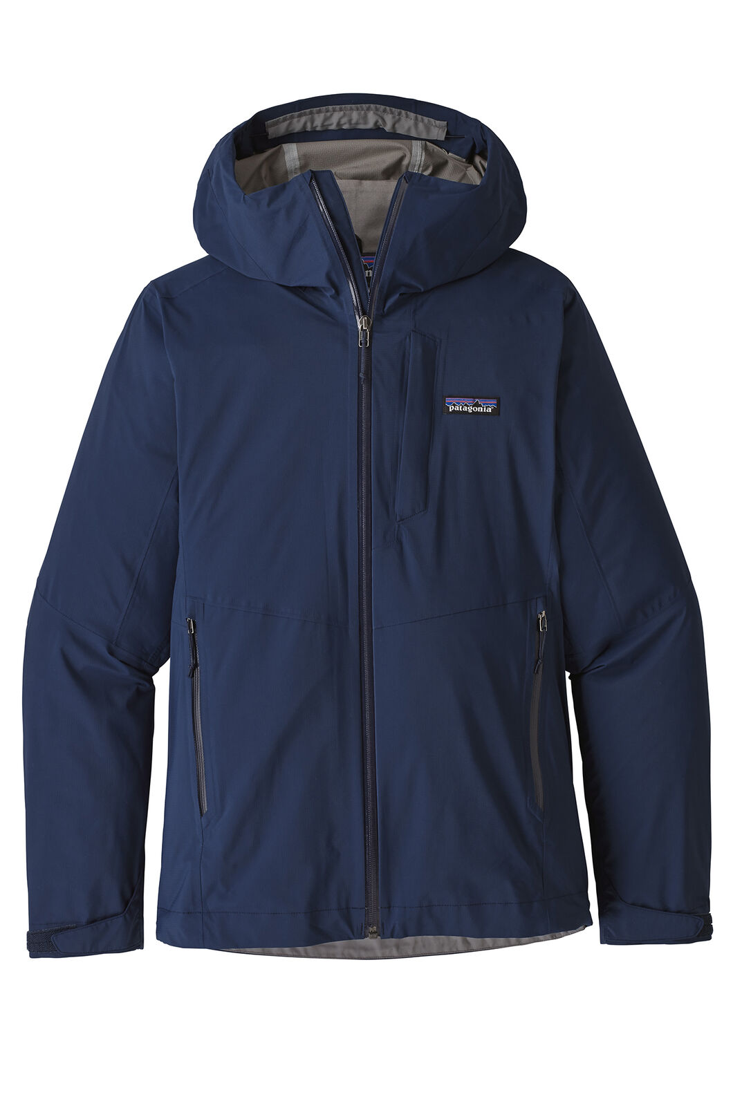 Patagonia W's Stretch Rainshadow Jacket, Classic Navy, hi-res