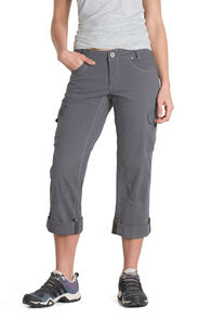 Kuhl Splash Roll-Up Pants (32 inch leg) - Women's, Grey, hi-res