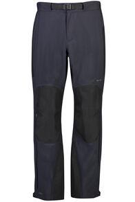 Macpac Gauge Reflex™ Rain Pants — Men's, Black, hi-res