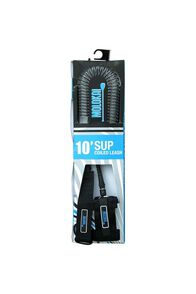 Molokai 10' SUP Coiled Leash, None, hi-res