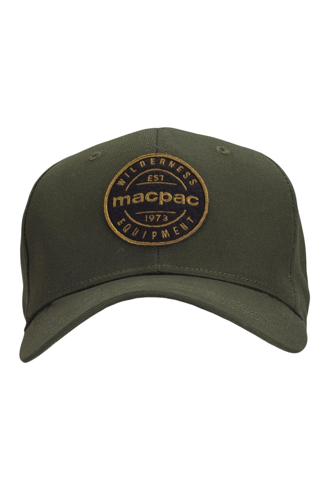 Macpac Cap, Kombu Green, hi-res