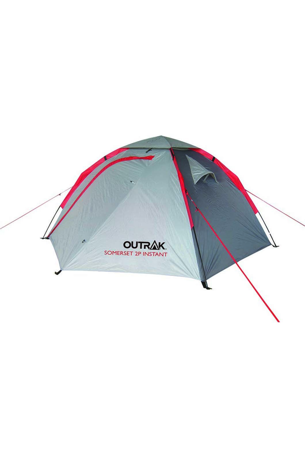 Outrak Somerset 2 Person Instant Tent, None, hi-res