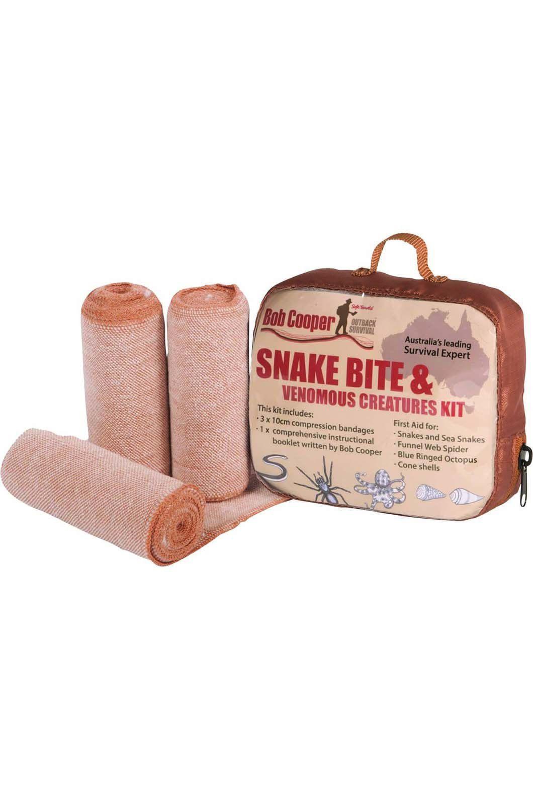 Boab Bob Cooper Snake Bite & Venomous Creatures Kit, None, hi-res