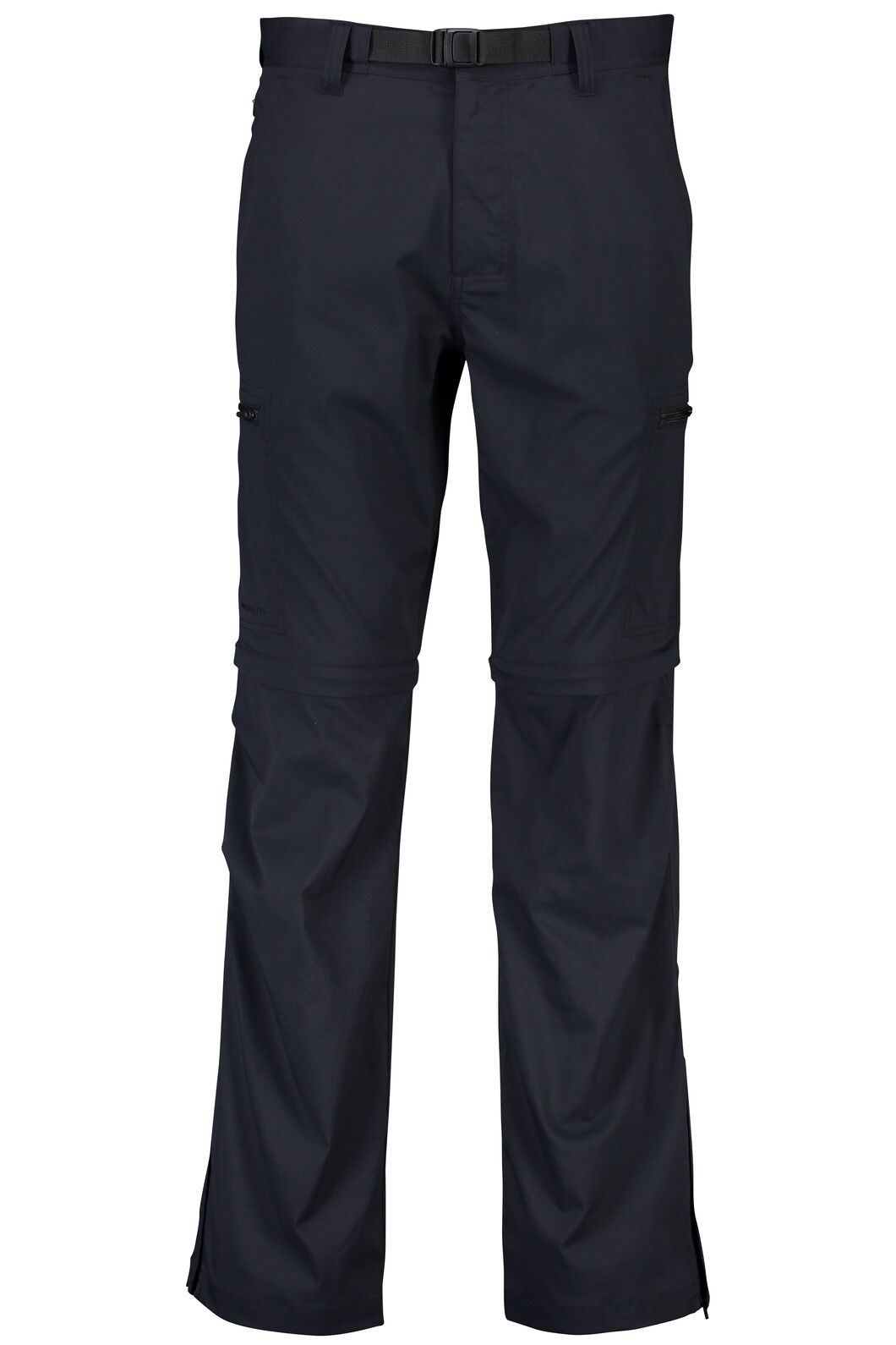 Macpac Rockover Convertible Pants — Men's, Black, hi-res