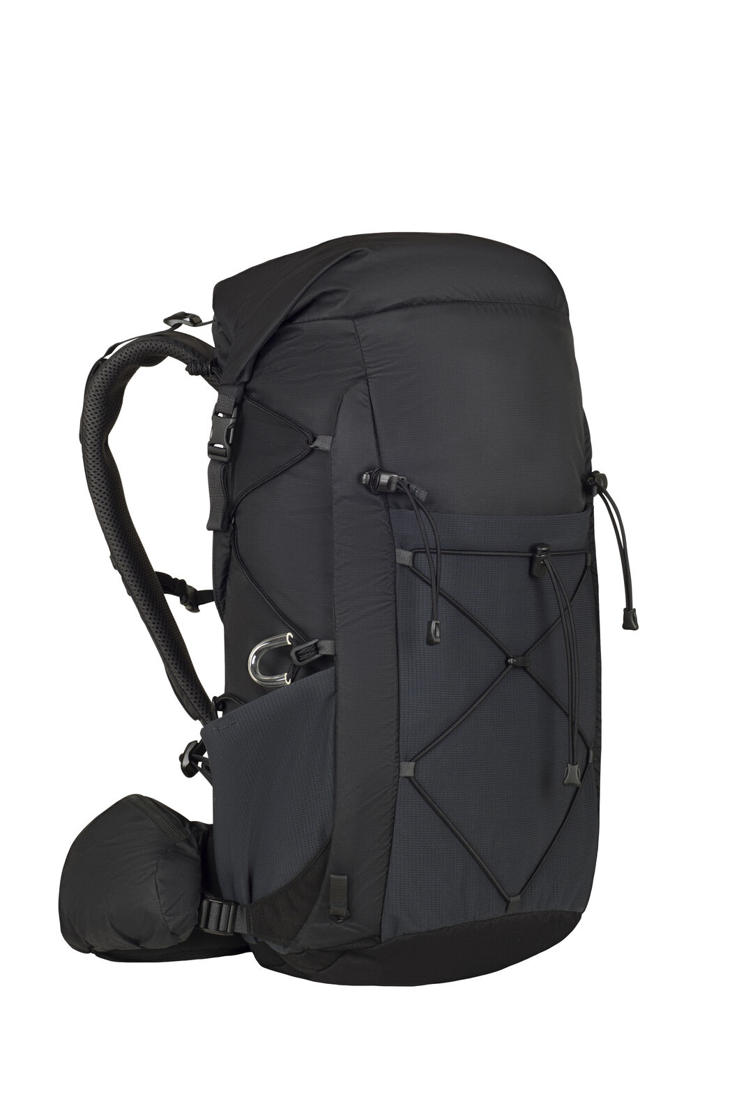 Macpac Fiord 28L Pack, Black/Black, hi-res