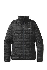Patagonia Nano Puff Jacket — Women's, Black, hi-res