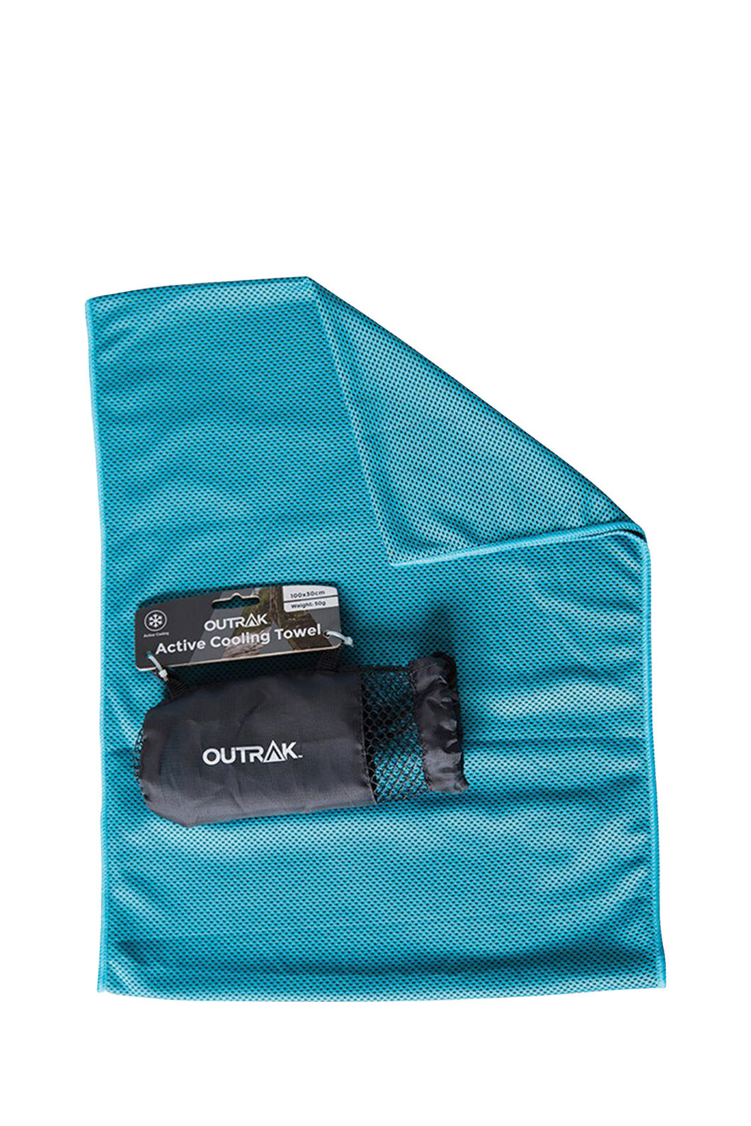 Outrak Active Cooling Towel, None, hi-res