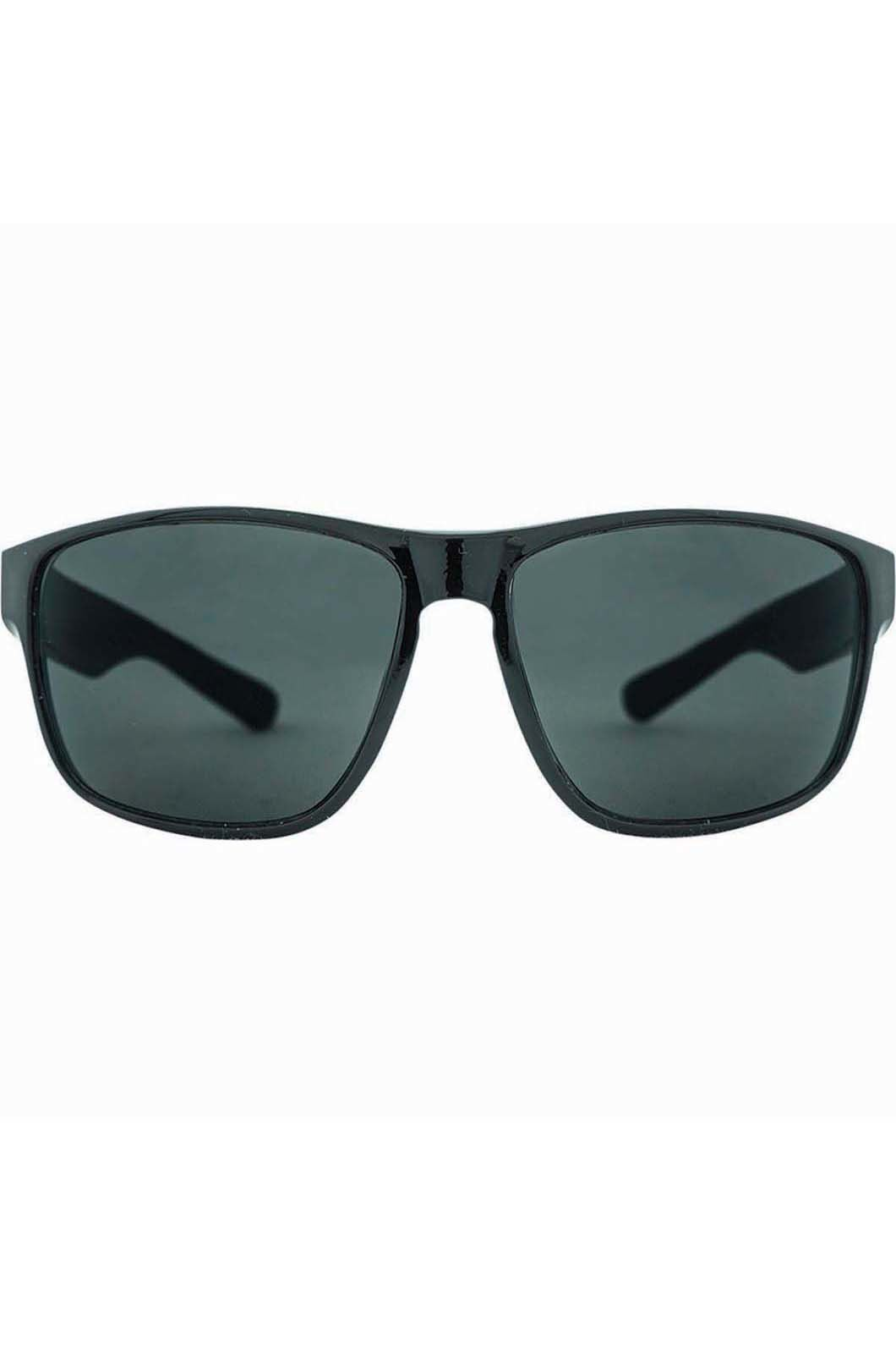 Venture Eyewear Men's Summit Sunglasses DemiG15, Black/Grey, hi-res