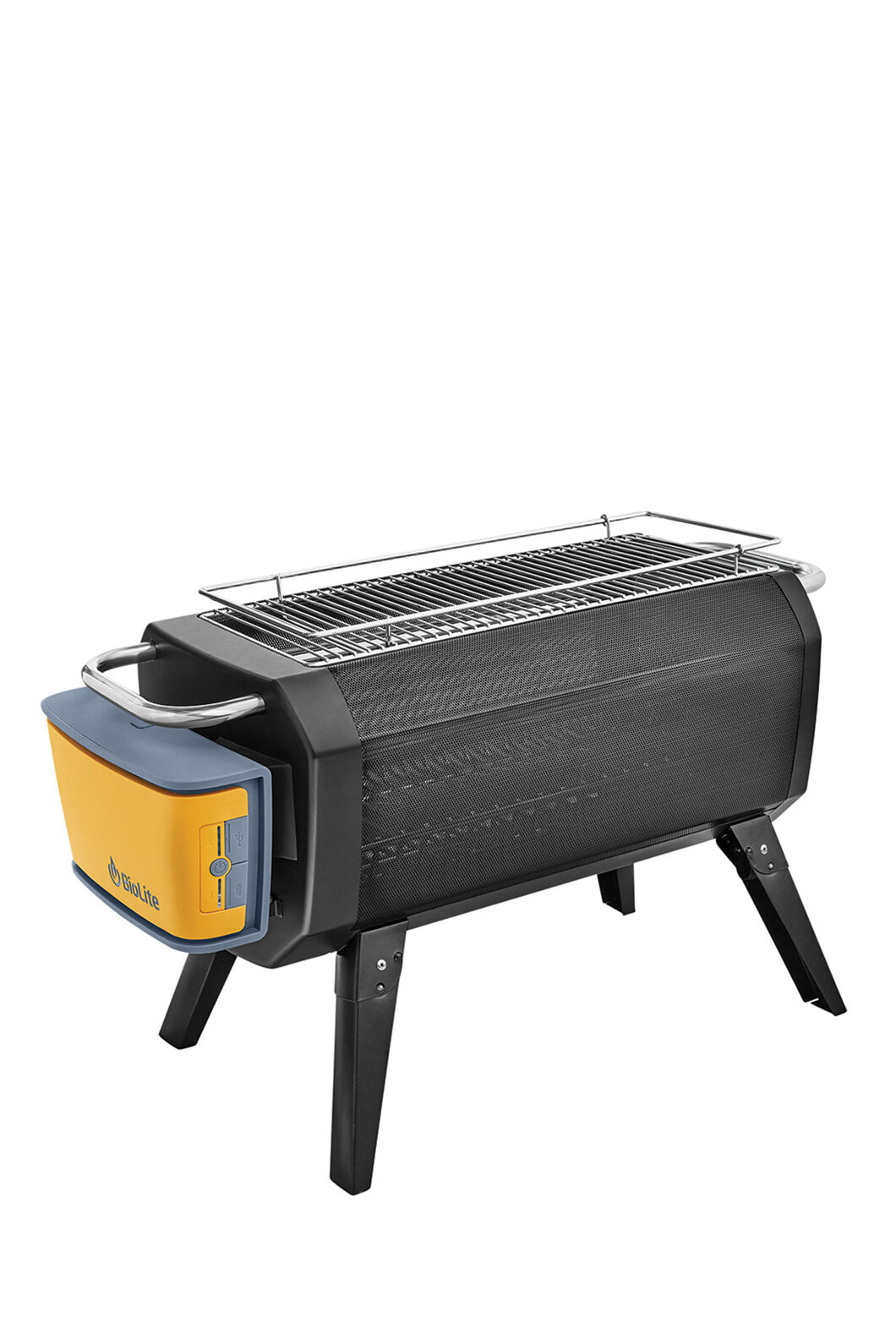 Biolite Fire Pit and Grill, None, hi-res
