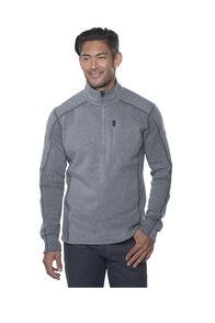 KÜHL Men's Interceptr™ ¼ Zip Fleece Pullover, Shale, hi-res