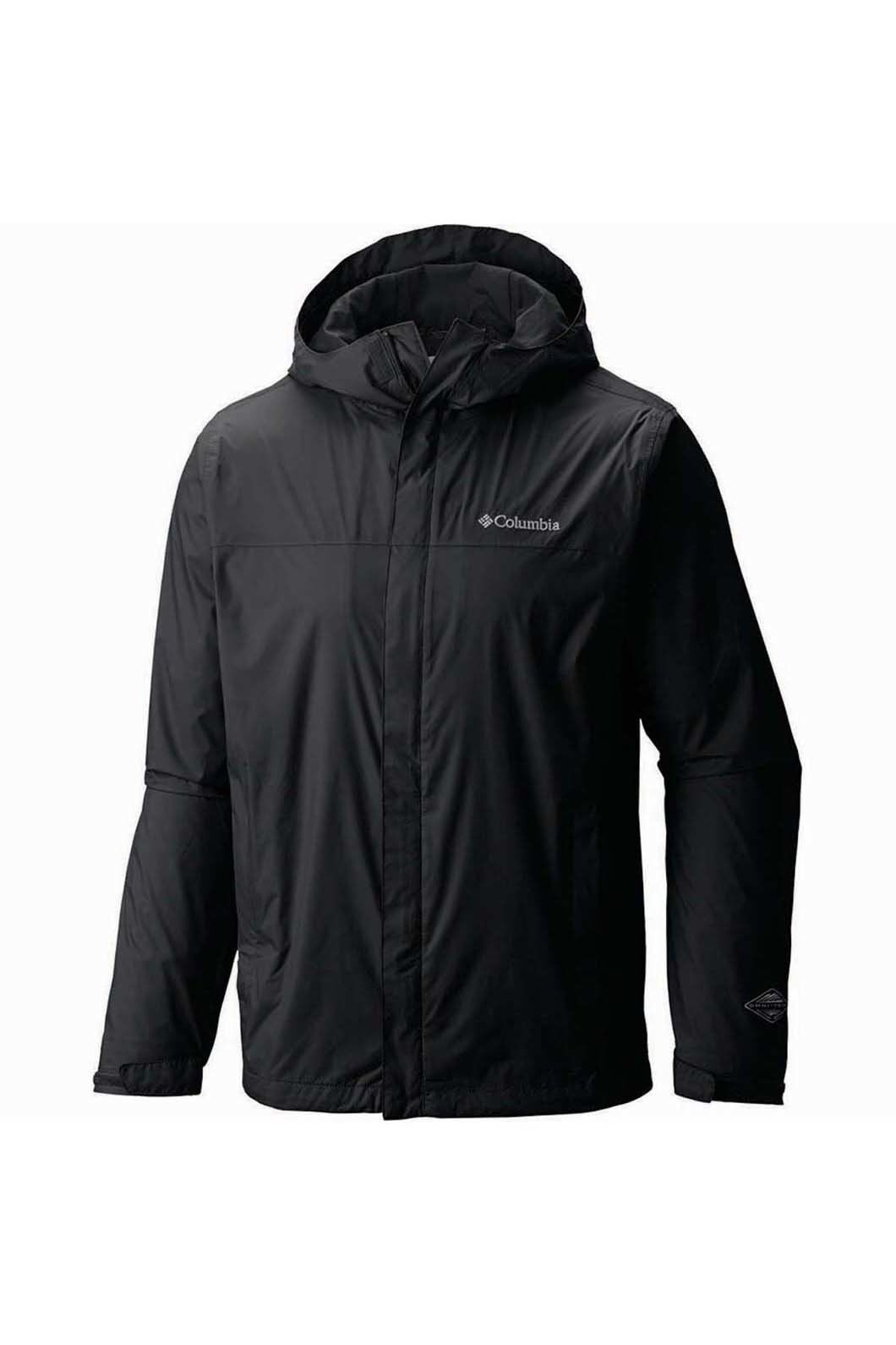 Columbia Men's Watertight II Jacket, Black, hi-res