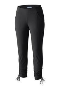 Columbia Women's Anytime Casual™ Ankle Pants, Black, hi-res