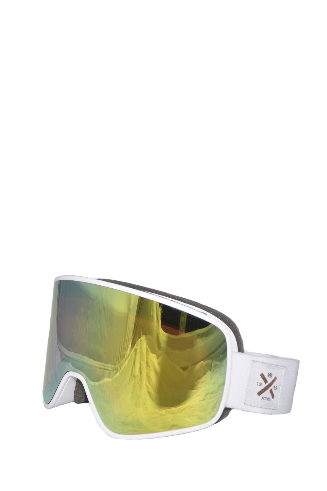 XTM Zephyr Goggles, White, hi-res