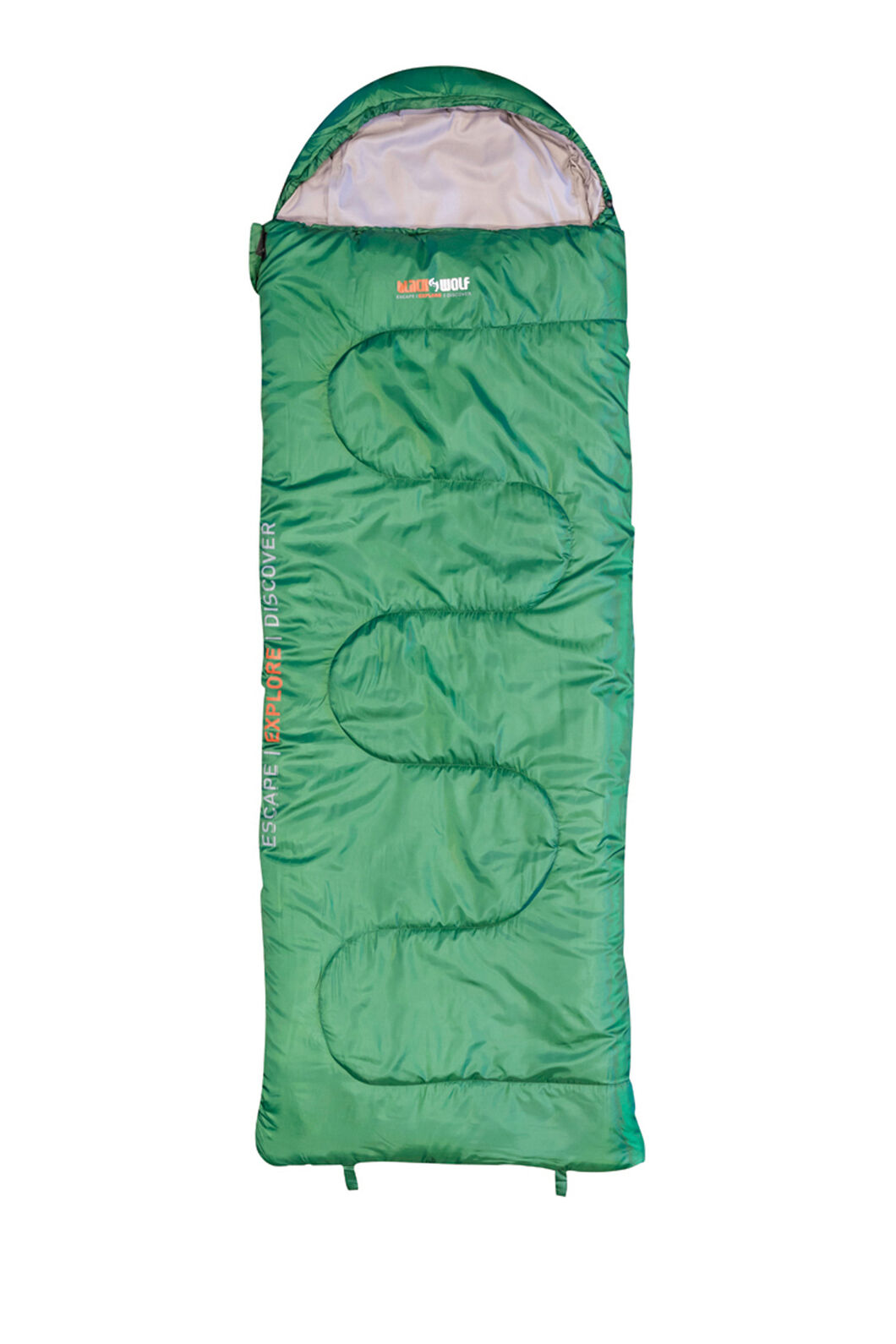 BlackWolf Meridian 300 Sleeping Bag 6, None, hi-res