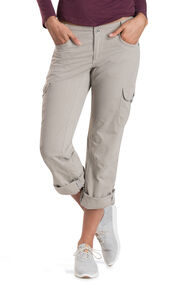Kuhl Splash Roll-Up Pants (32 inch leg) - Women's, Khaki, hi-res