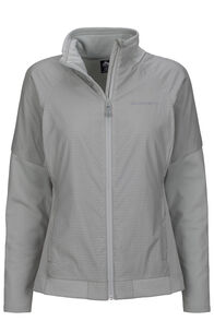 Macpac Saros Polartec® Alpha® Jacket — Women's, Aqua Gray, hi-res