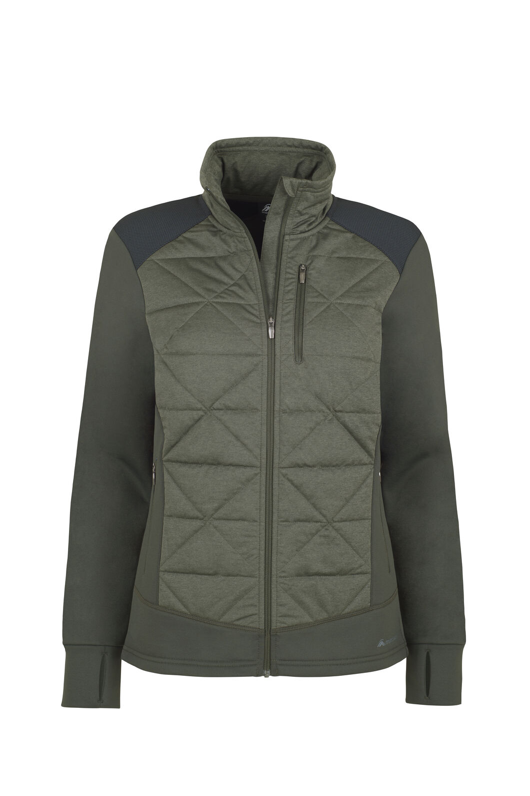 Macpac Accelerate PrimaLoft® Jacket - Women's, Peat, hi-res