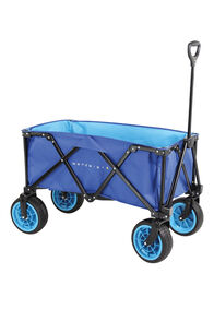 Wanderer Quad Folding Camp Cart, None, hi-res