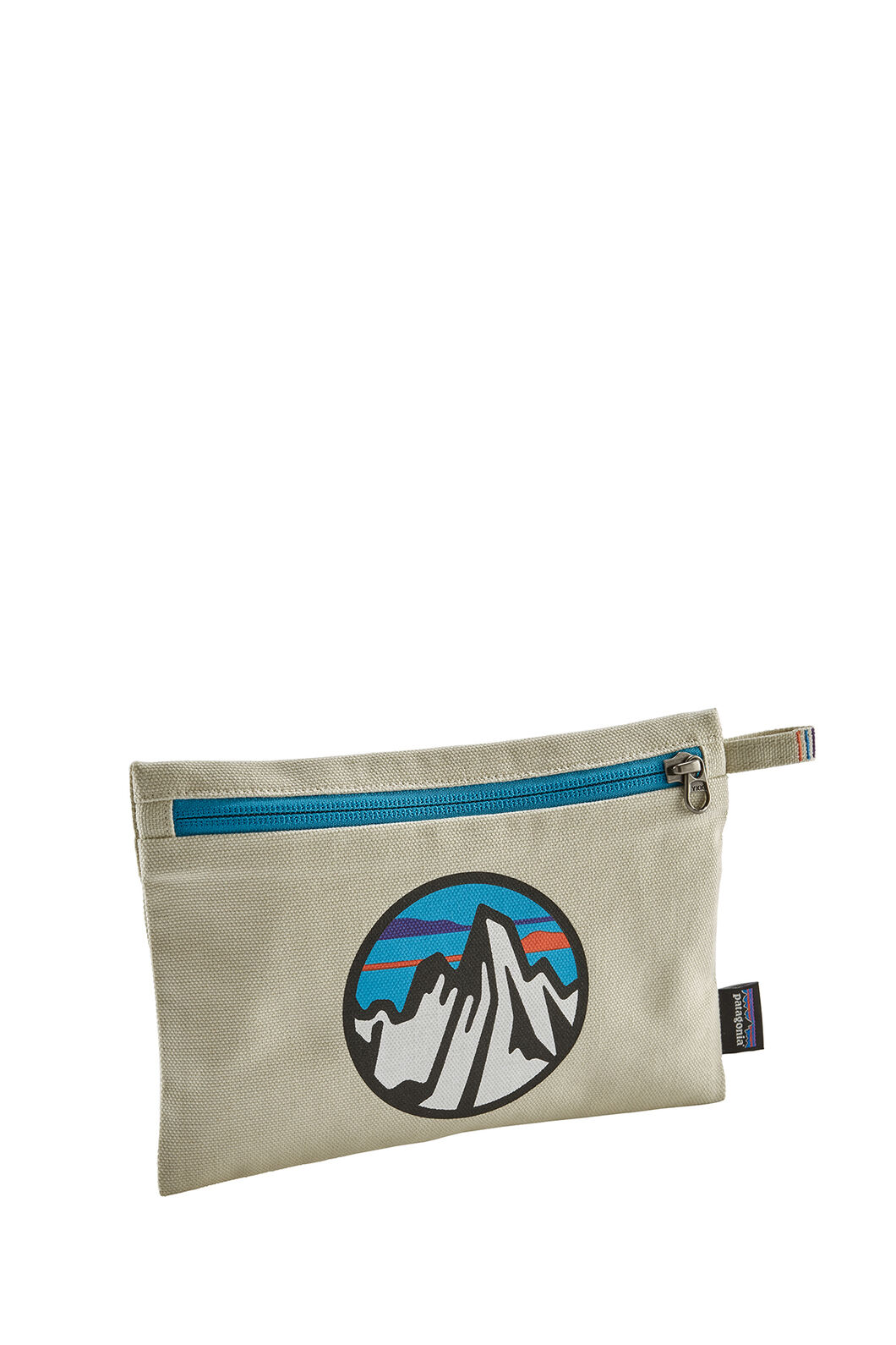 Patagonia Zippered Pouch, P-6 Logo, hi-res