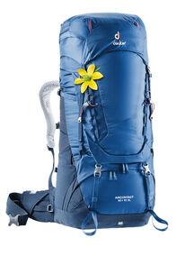 Deuter Aircontact 60 + 10 SL backpack, Steel/Midnight, hi-res