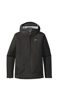 Patagonia Men's Torrentshell Jacket, Black, hi-res