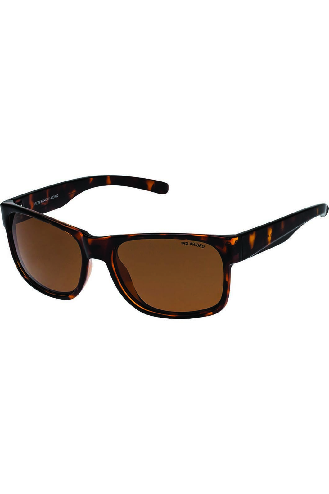 Cancer Council Unisex Iron Baron Sunglasses, TORT, hi-res