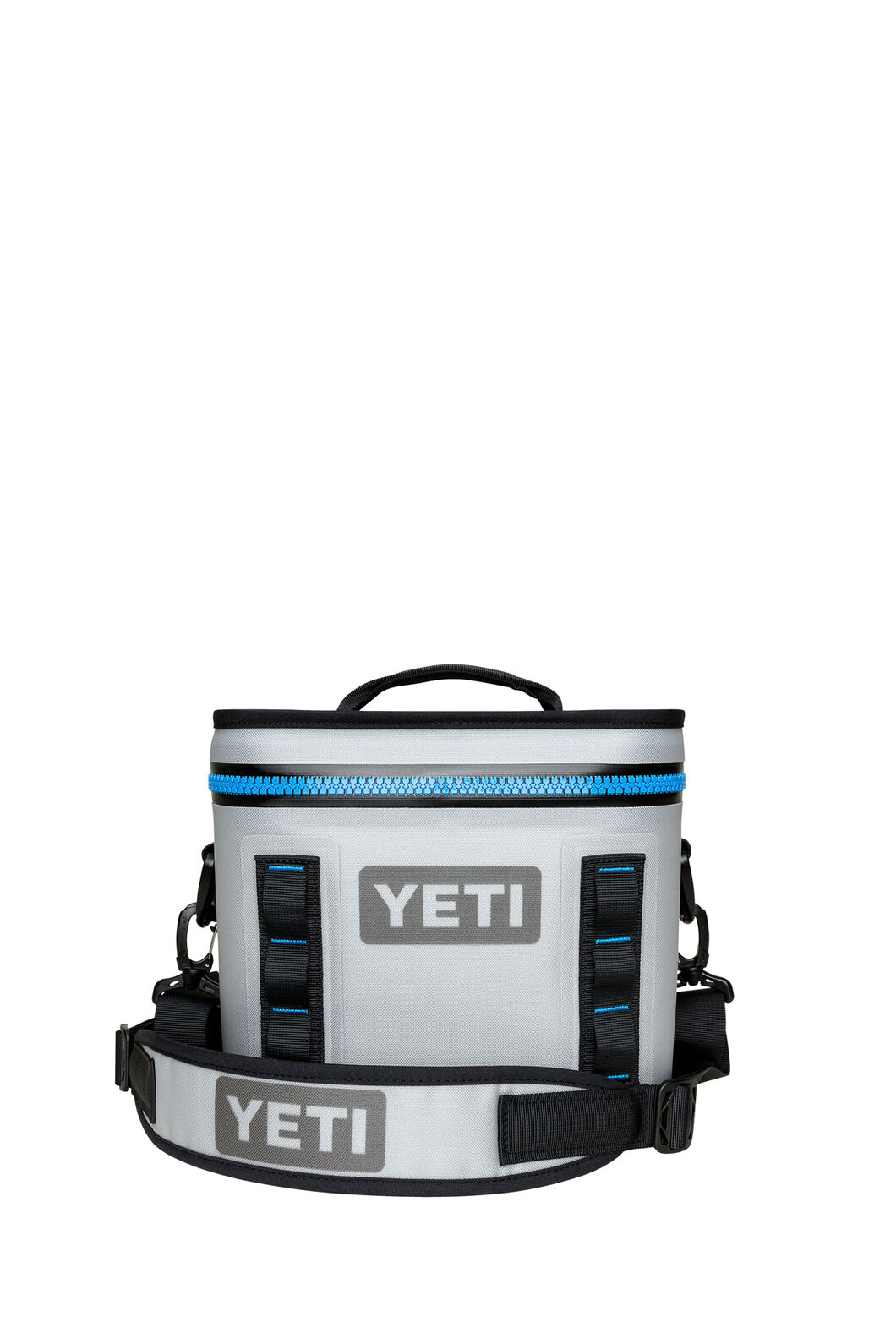 YETI® Hopper Flip 8 Soft Cooler Bag, Fog Grey, hi-res