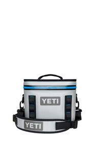 YETI® Hopper Flip 8 Soft Cooler, Fog Grey, hi-res