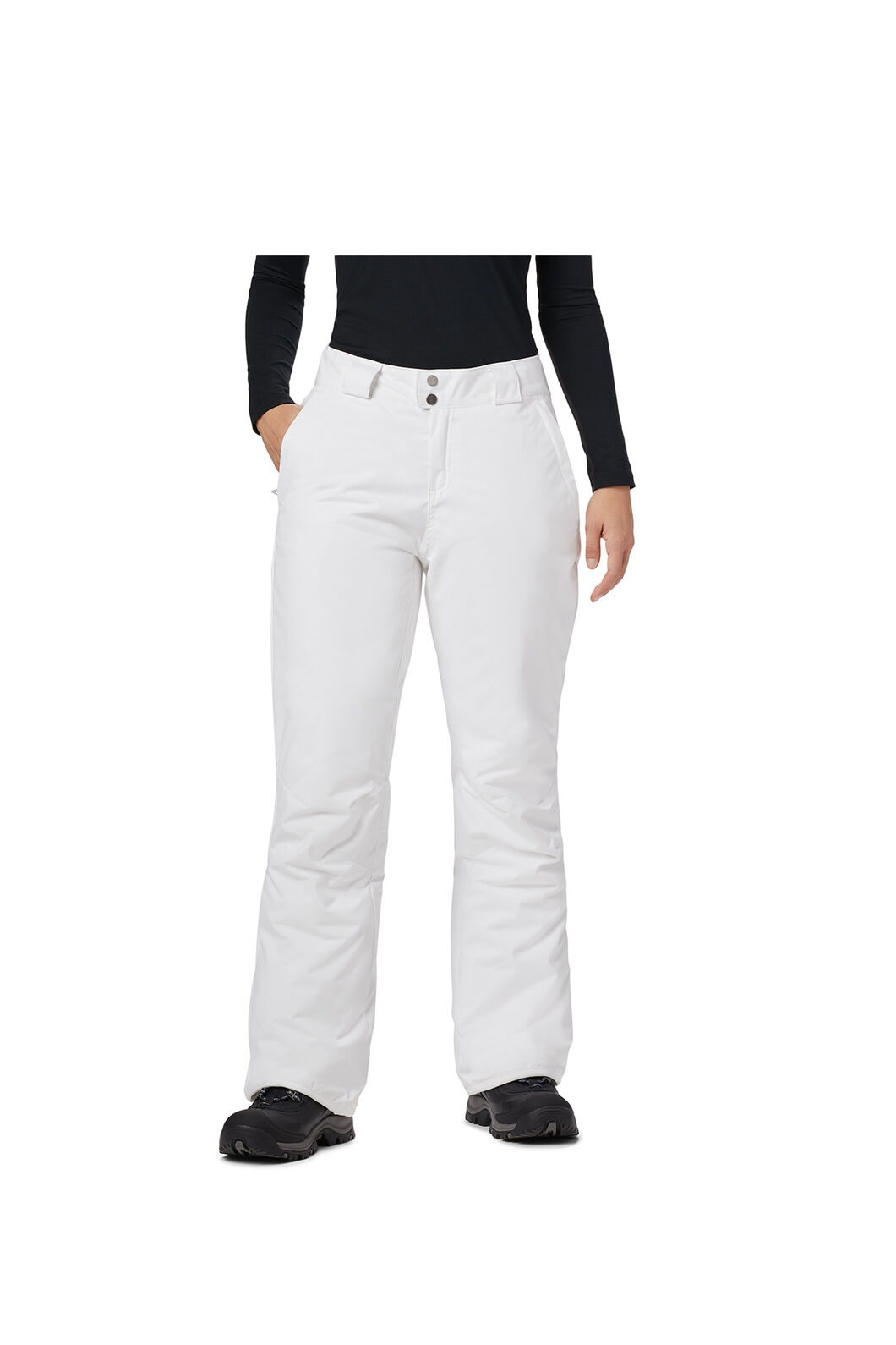 Columbia On the Slope II Pants — Women's, White, hi-res