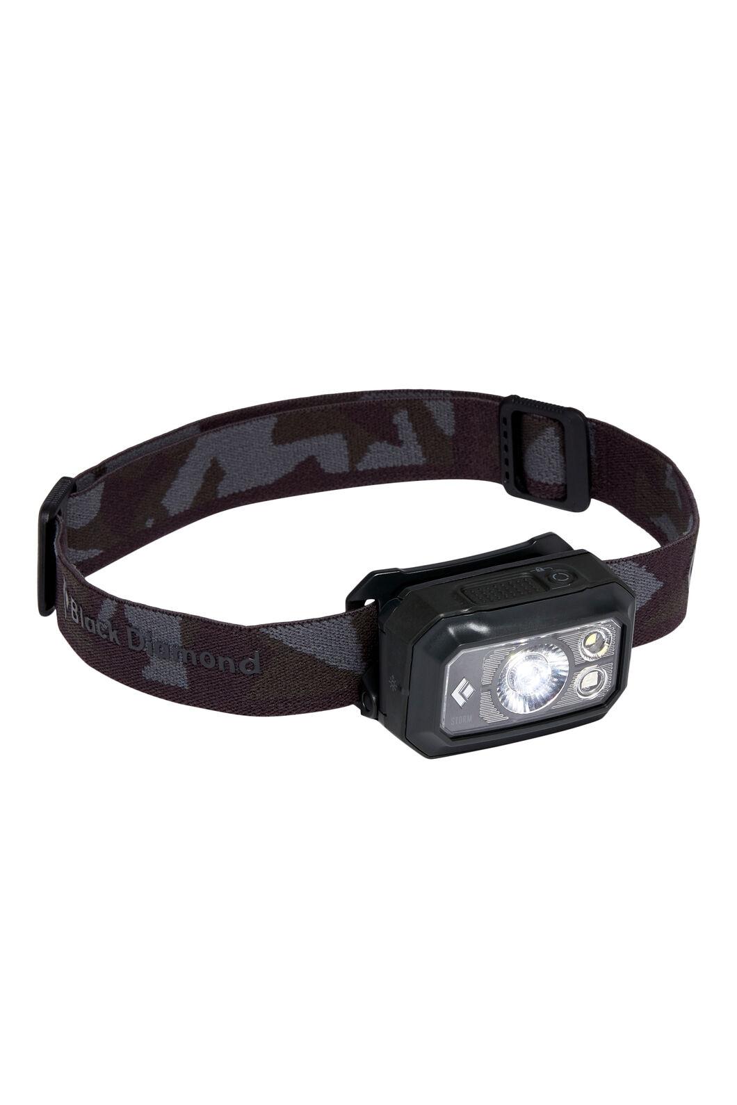 Black Diamond Storm 400 Headlamp, Black, hi-res