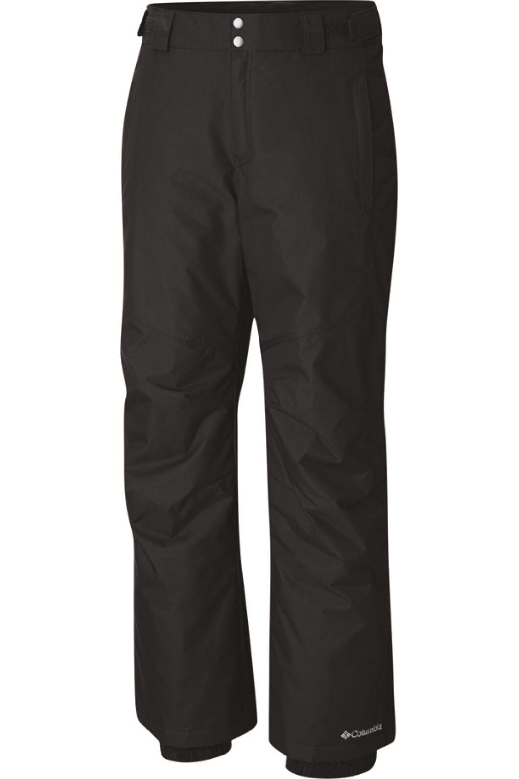 Columbia Men's Bugaboo II Pant, Black, hi-res