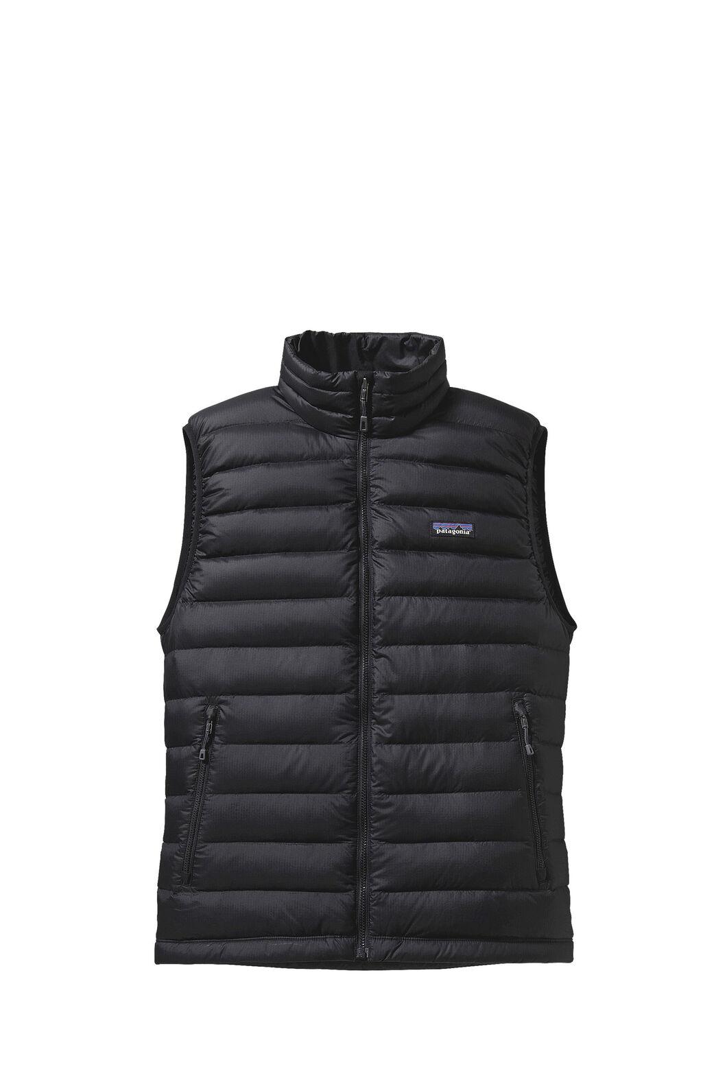 Patagonia Men's Down Sweater Vest, Black, hi-res