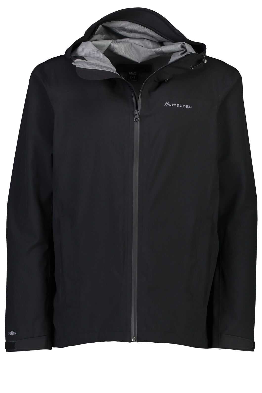 Dispatch Rain Jacket - Men's, Black, hi-res