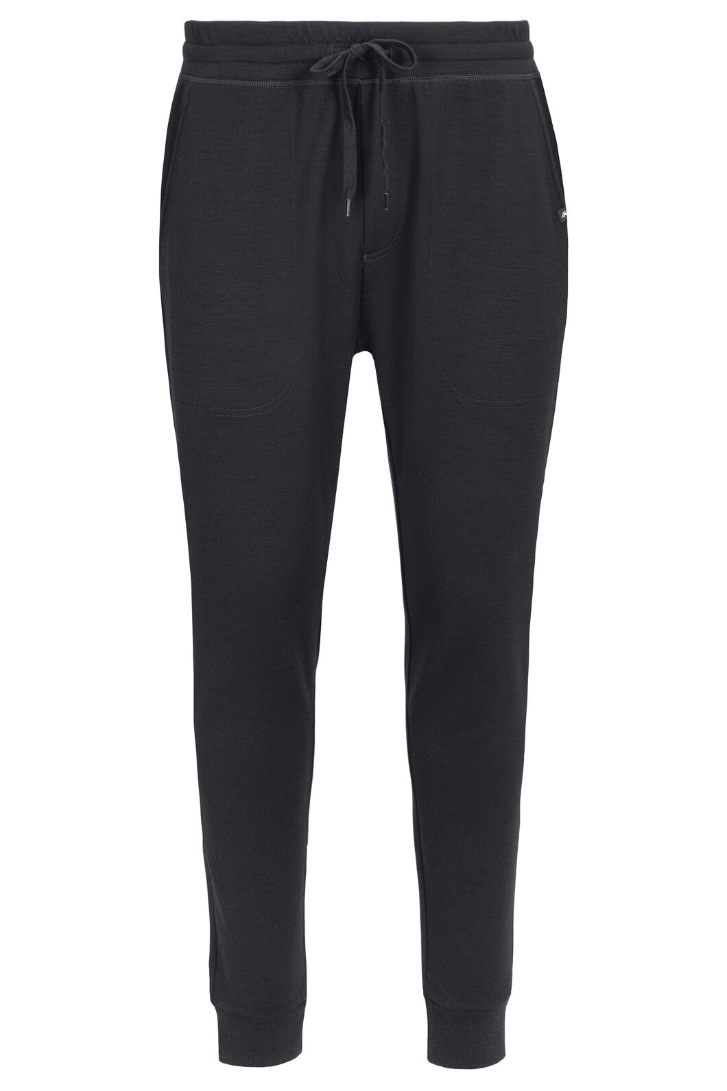 Macpac Merino Blend Track Pants — Men's, Black, hi-res