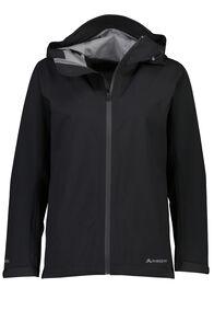 Macpac Dispatch Rain Jacket - Women's, Black, hi-res