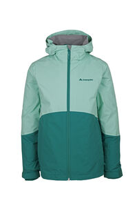 Macpac Snowdrift 3-in-1 Snow Jacket — Kids', Ocean Wave, hi-res
