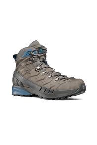 Scarpa Men's Cyclone GTX Hiking Boots, Gull Gray/Blue Stone, hi-res