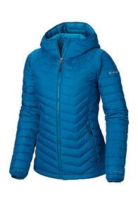 Columbia Powder Lite Hooded Jacket - Women's, Siberia, hi-res