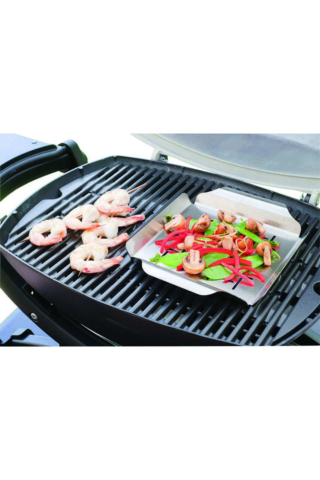 Weber Baby Q Grill Pan, None, hi-res