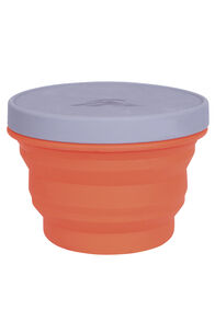 Macpac Silicone Container 500mL, Orange, hi-res