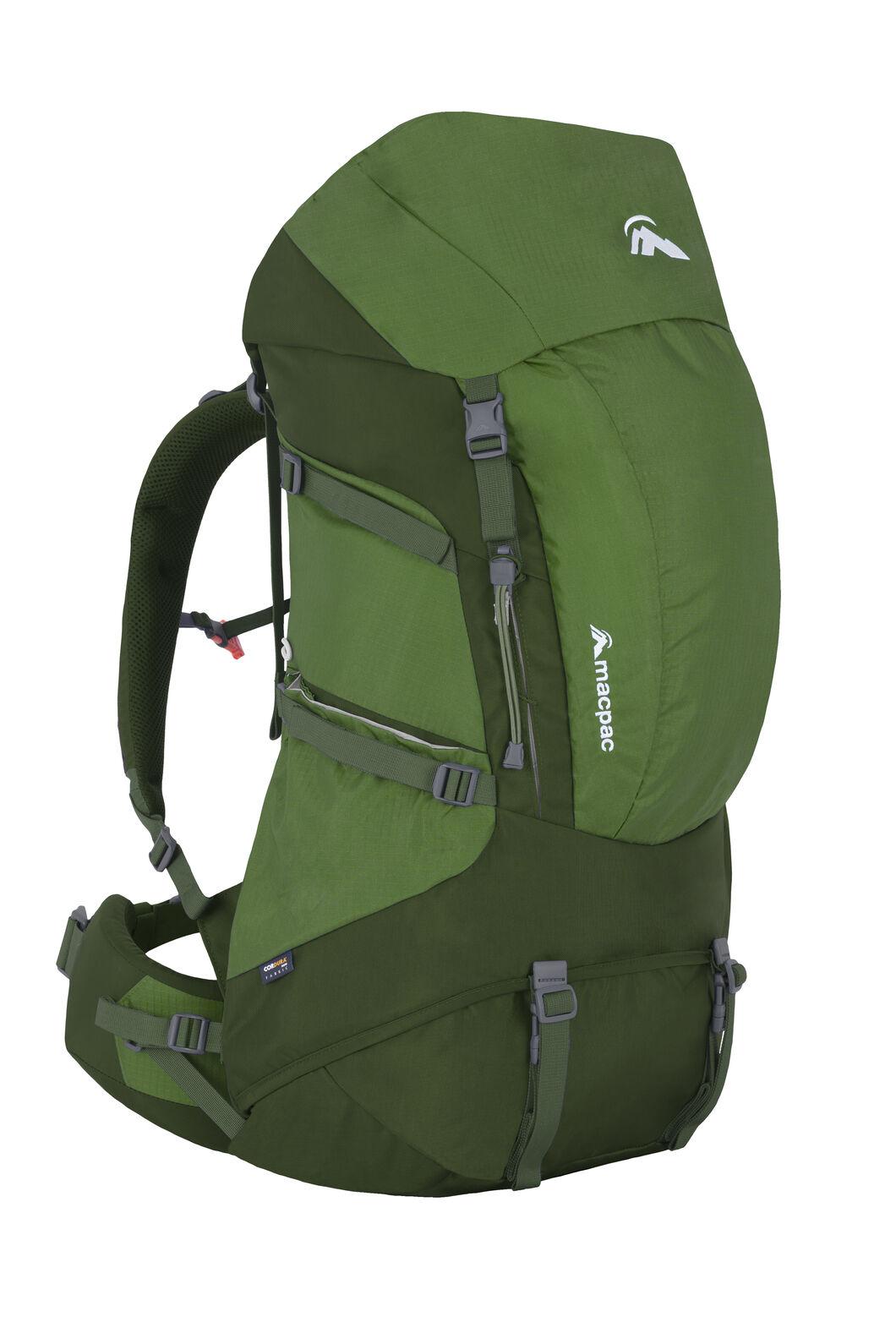 Macpac Torlesse 65L Hiking Pack, Cactus, hi-res
