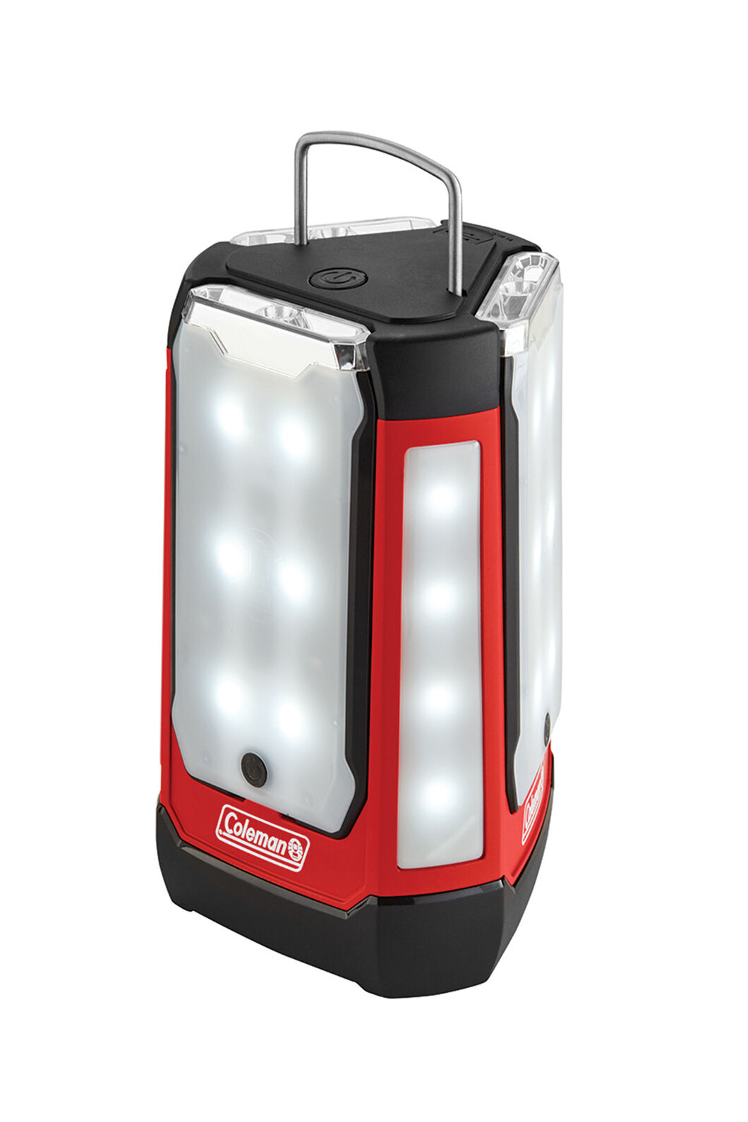 Coleman 3 Multi Panel Lantern, None, hi-res