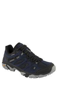 Hi-Tec Ravus Vent Lite WP Low Hiking Shoes — Men's, Midnight/Black Monument, hi-res