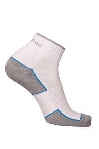 Macpac Cross Trainer Socks 2 Pack V2, White, hi-res