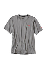 Patagonia Men's R0 Sun Tee Feather, FEATHER GREY, hi-res