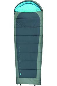 Wanderer SureFlame Hooded Sleeping Bag, None, hi-res