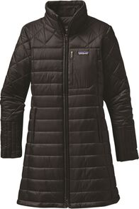 Patagonia Women's Radalie Parka Jacket, Black, hi-res