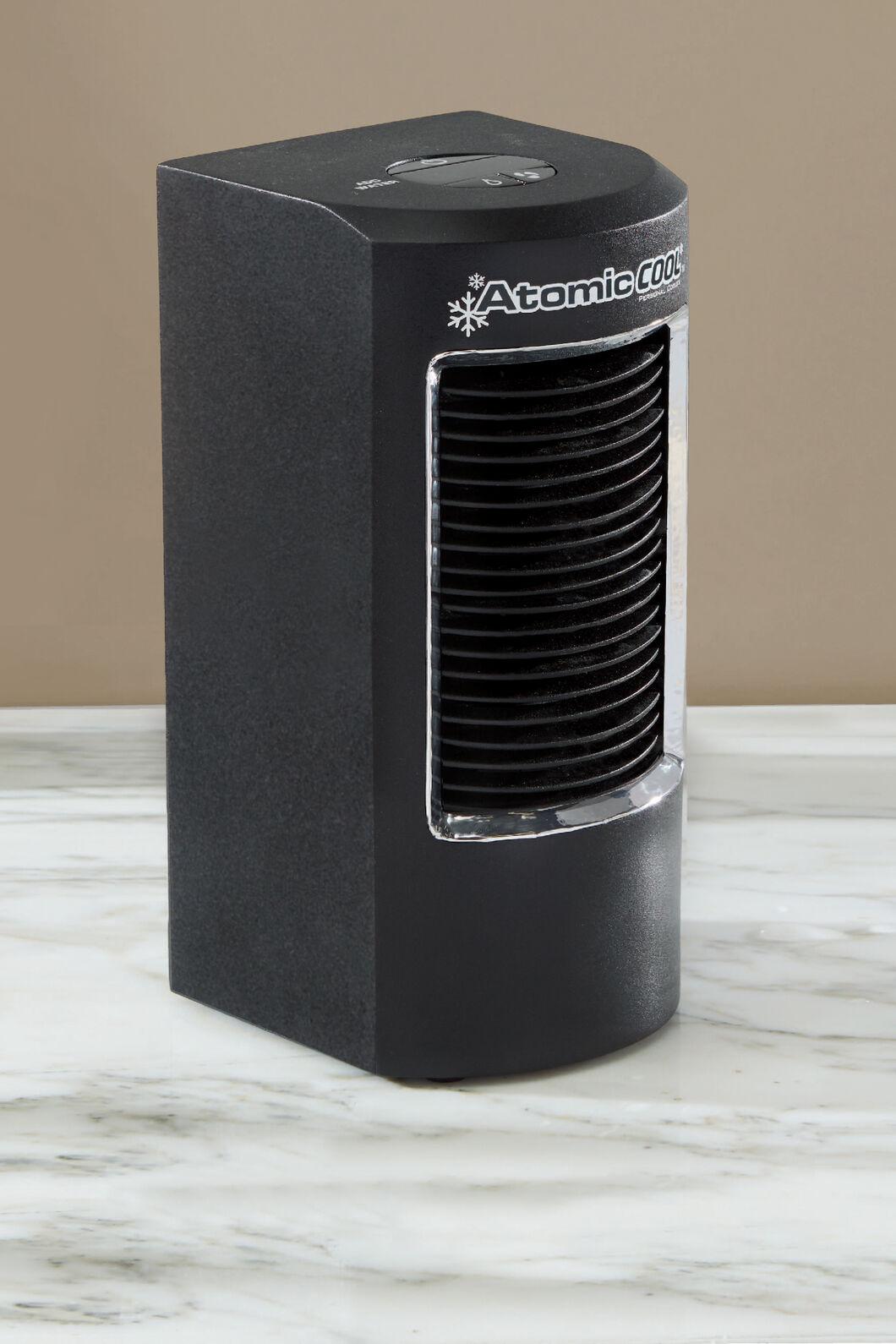 Global Shop Direct Atomic Cool Fan, Black, hi-res