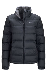 Women's Halo Down Jacket, Black, hi-res