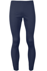Macpac Geothermal Long Johns — Unisex, Black Iris, hi-res